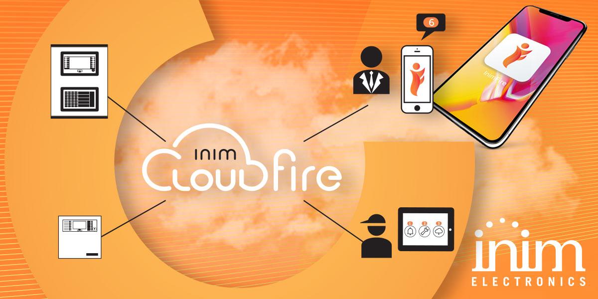 Inim Cloudfire