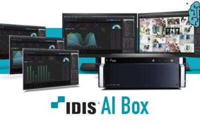IDIS AI Box – rješenje za primjenu mjera prevencije širenja korona virusa