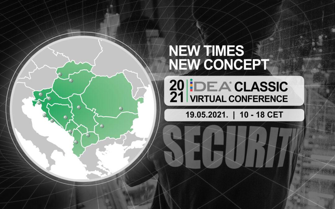 iDEA Classic virtualna konferencija 2021.