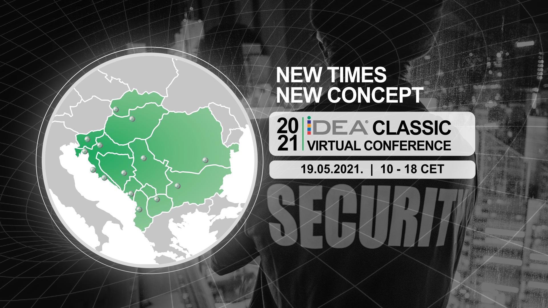 iDEA classic virtual conference 2021