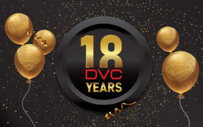 18 години DVC видео наблюдение