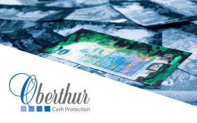 Oberthur elektrokemijska zaštita bankomata u ponudi Alarm automatike