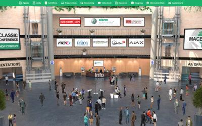 Novi koncept iDEA Classic virtuelne konferencije