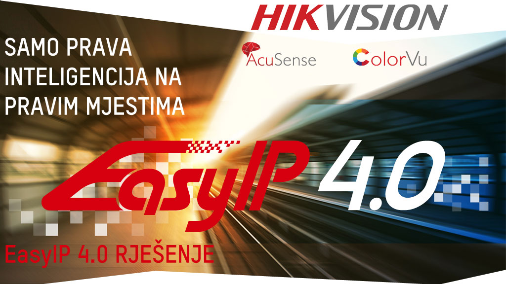 Hikvision EasyIP