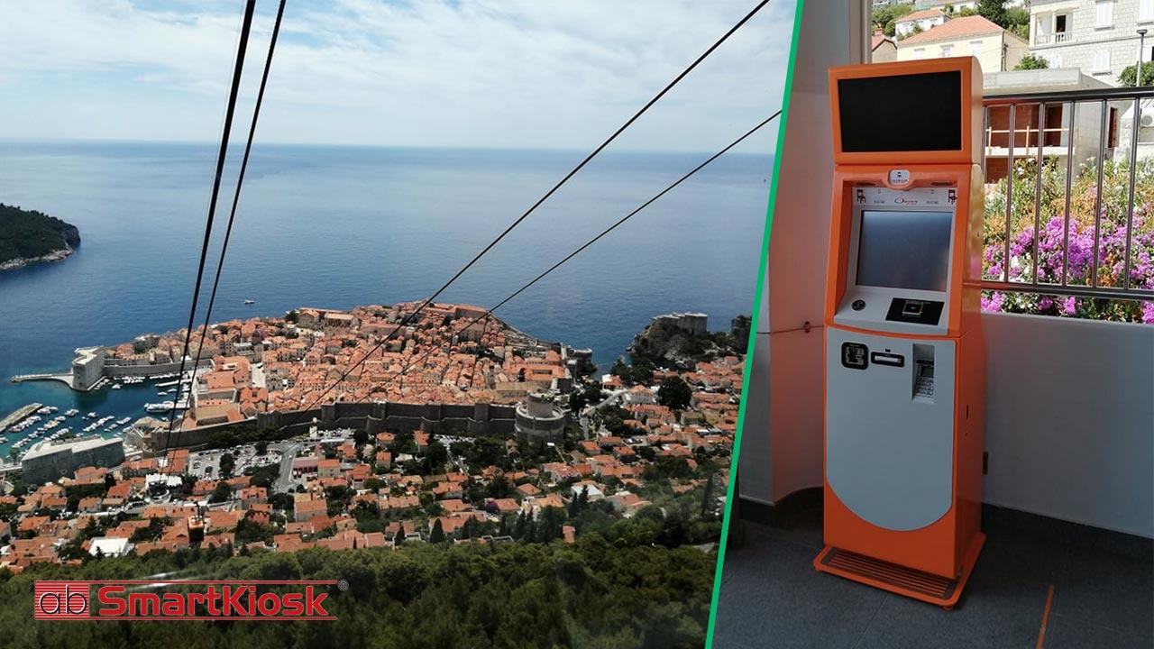 SmartKiosk Dubrovnik