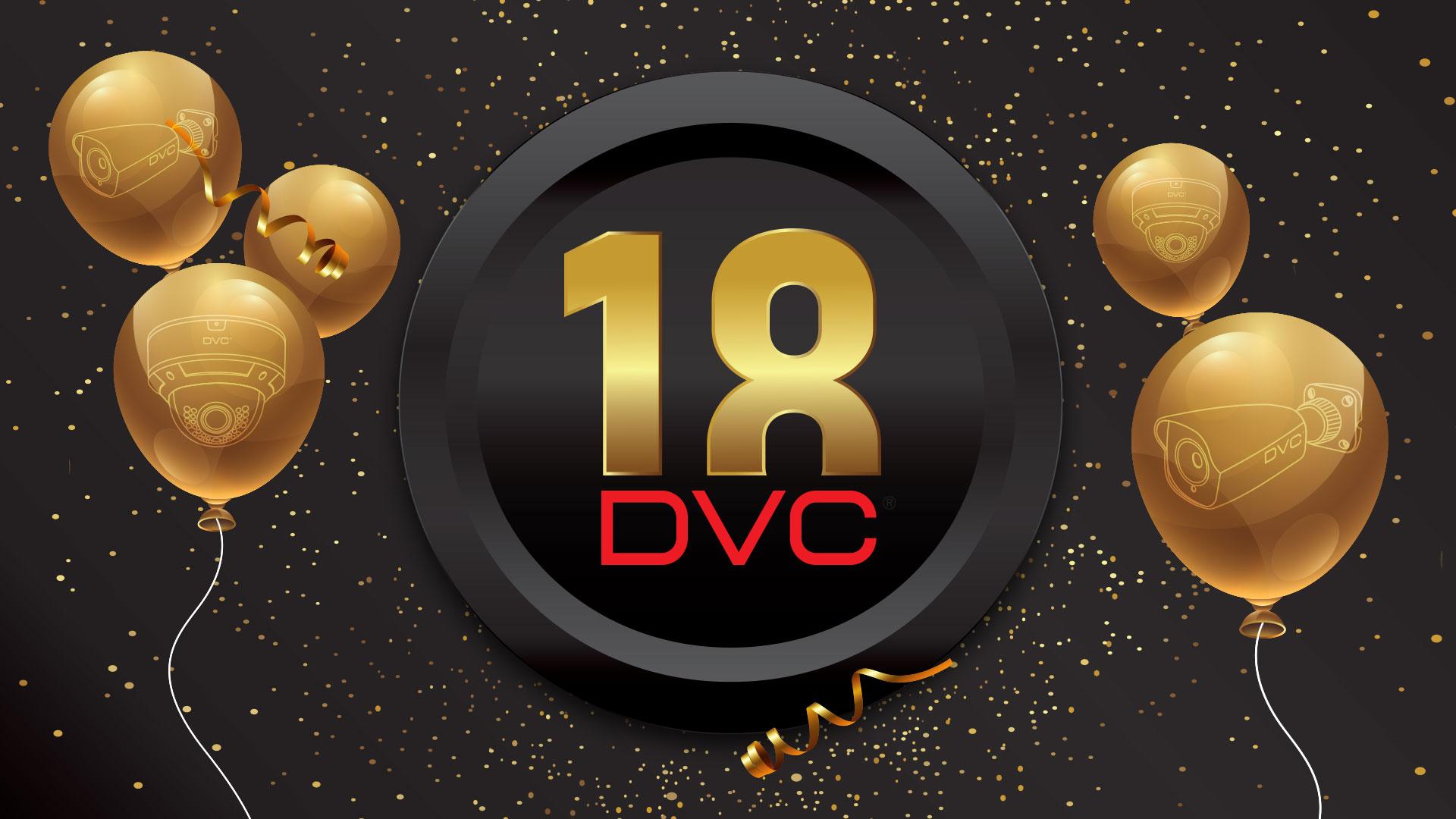 DVC 18 godina