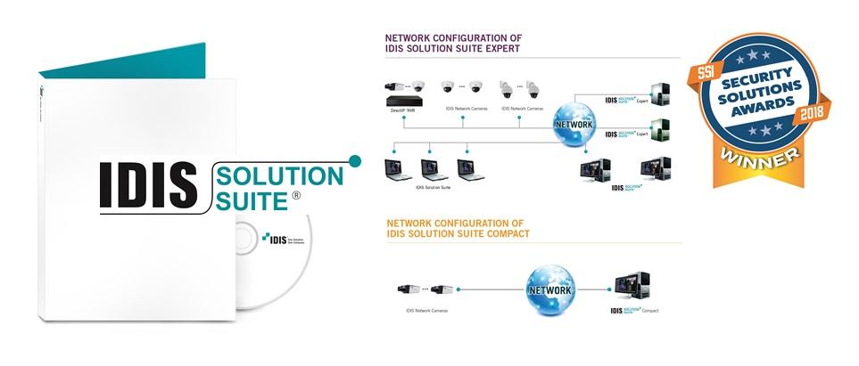 IDIS solution suite