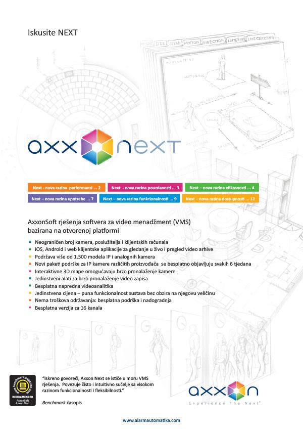 AxxonSoft rješenja softvera za video menadžment