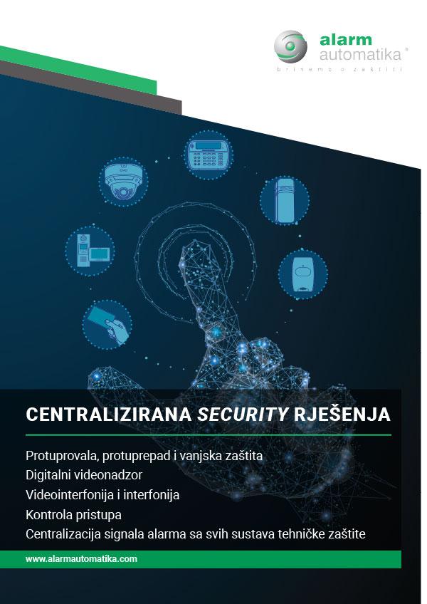 Centralizirana security rješenja