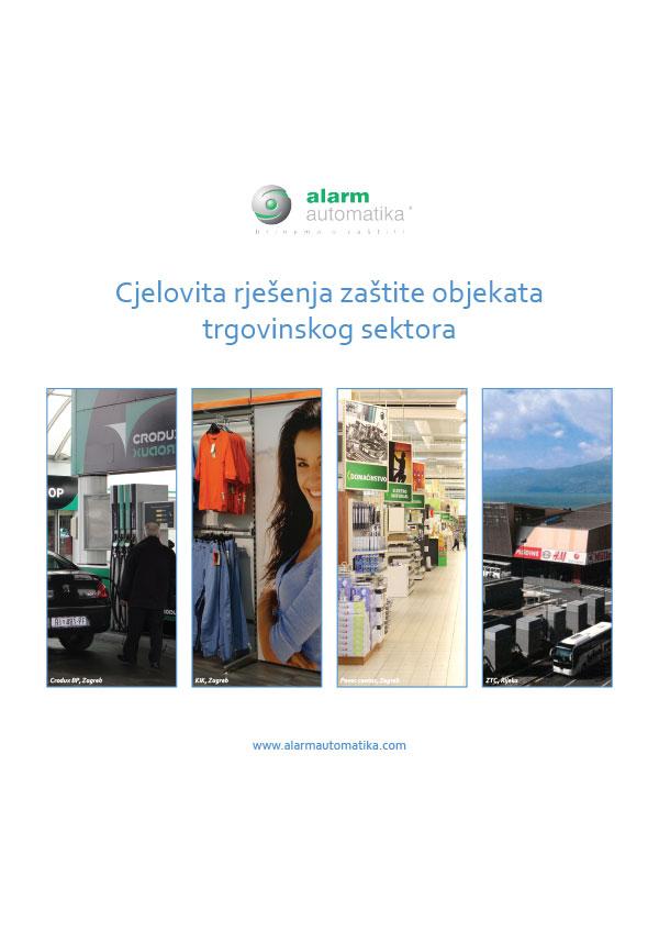 Cjelovita rješenja zaštite objekata trgovinskog sektora