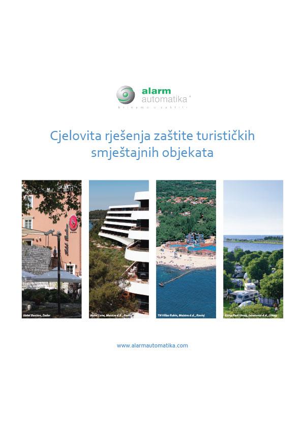 Cjelovita rješenja zaštite turističkih smještajnih objekata
