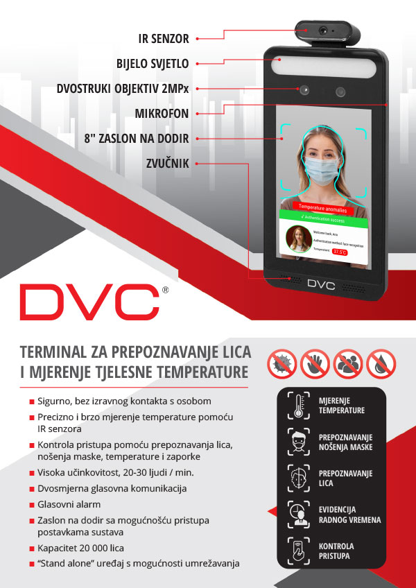 DVC terminal