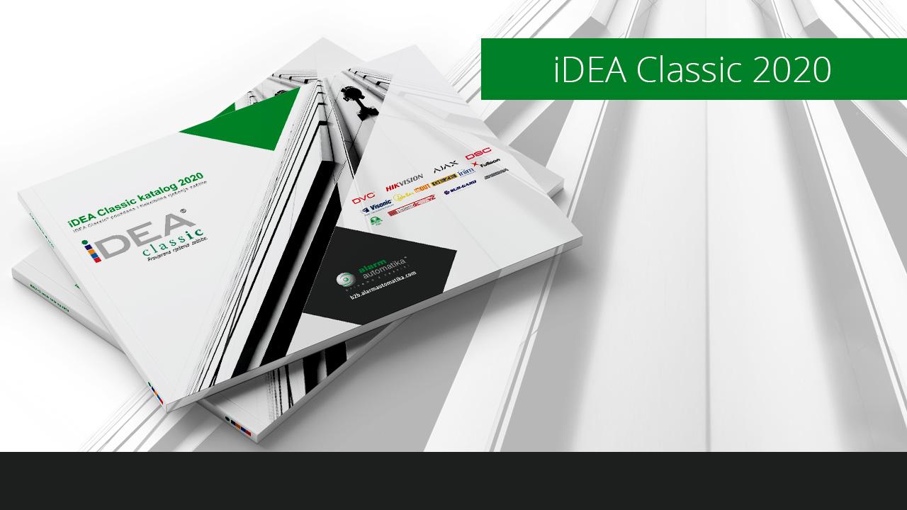 iDEA classic katalog 2020