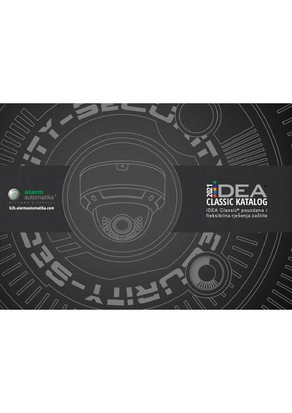iDEA Classic katalog 2021