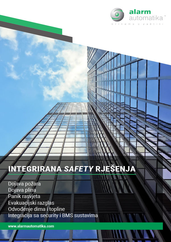 Integrirana safety rješenja