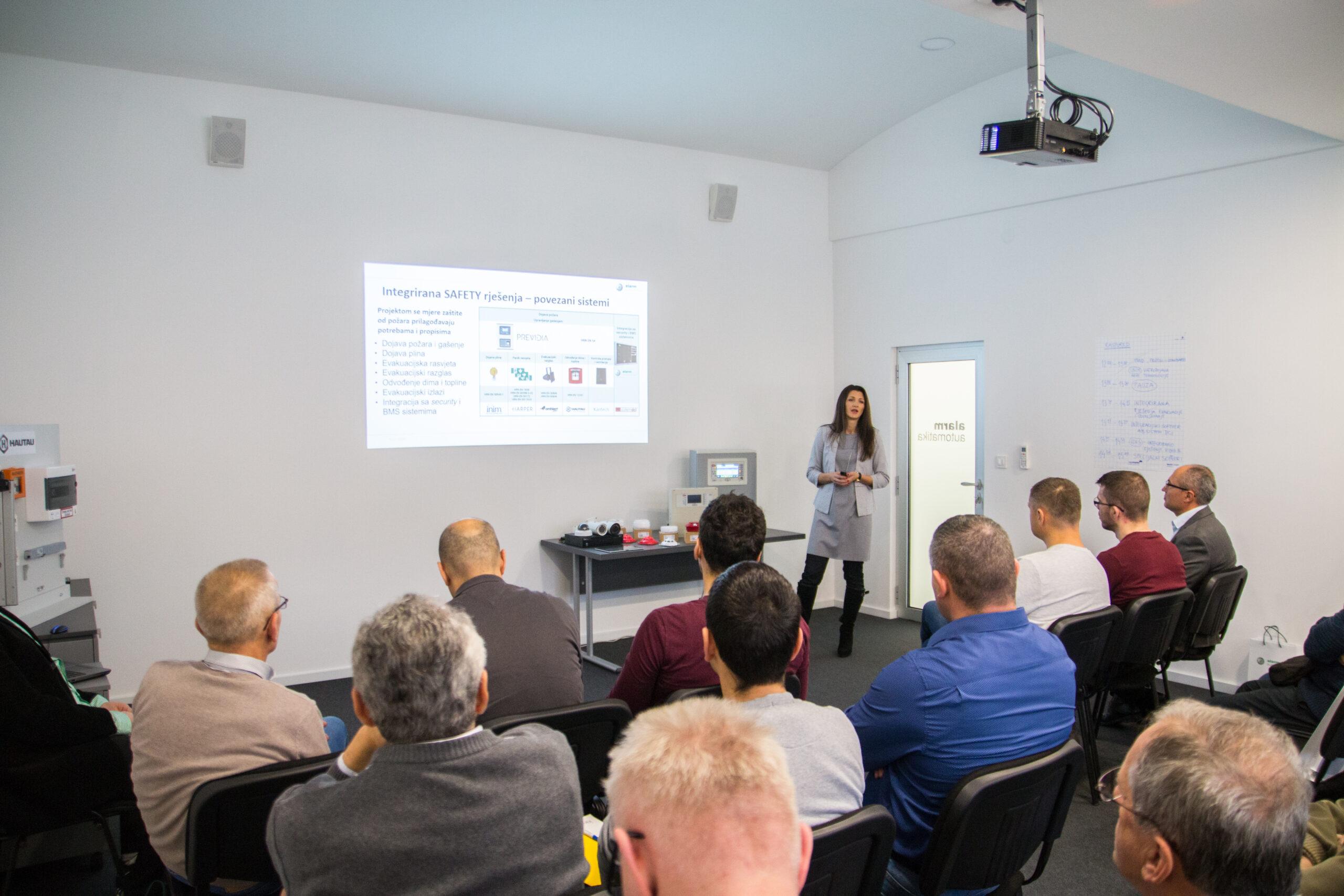 Safety rješenja seminar Sarajevo