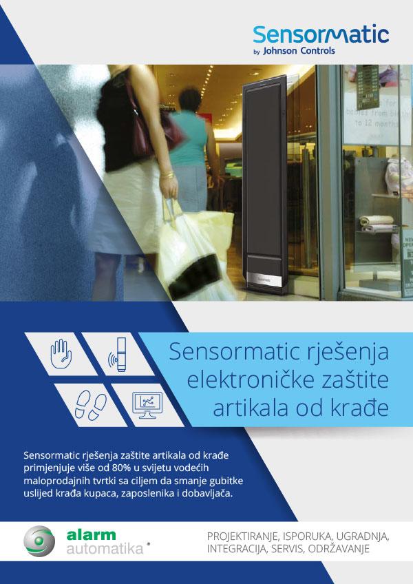 Sensormatic rješenja elektroničke zaštite artikala od krađe