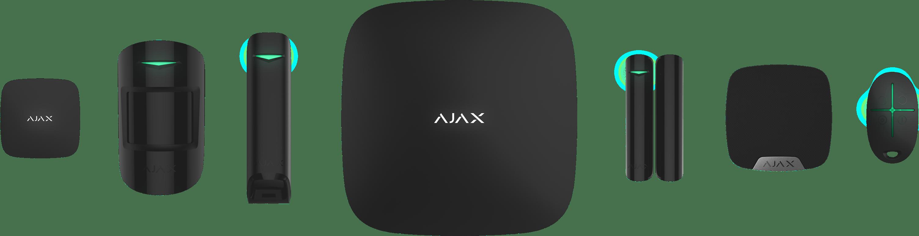 Bežični alarmni sustav Ajax uređaji