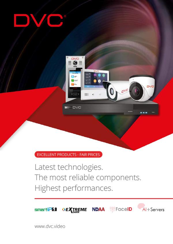 DVC - Digital Video Communications